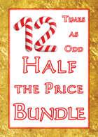12 Times as Odd, Half the Price [BUNDLE]