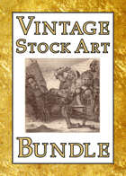 Vintage Stock Art [BUNDLE]