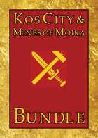 Kos City & Mines of Moira Bundle [BUNDLE]