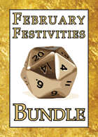 February Festivities [BUNDLE]