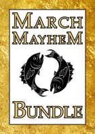 March Mayhem [BUNDLE]