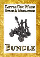 'Little Orc Wars' Rules & Miniatures [BUNDLE]