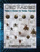 Orc Raiders: Tokens & Avatars for Virtual Tabletops
