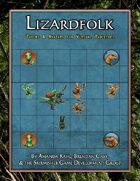 Lizardfolk: Tokens & Avatars for Virtual Tabletops