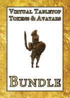 Virtual Tabletop Avatars & Tokens [BUNDLE]