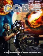 CQB: Futuristic Skirmish Miniatures Rules