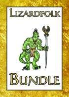 Lizardfolk [BUNDLE]
