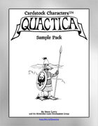 'Quactica' Sample Pack