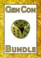 Gen Con 2018 [BUNDLE]