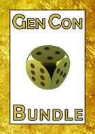 Gen Con 2018 [BUNDLE]
