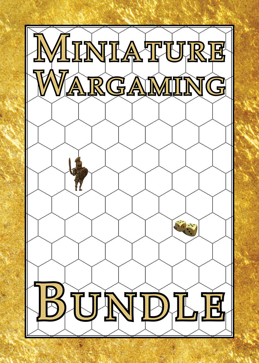 Miniature Wargaming [BUNDLE] - Skirmisher Publishing | Bundles | Miniatures  Rules | DriveThruRPG com