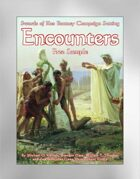 Encounters Free Sample (Swords of Kos Fantasy Campaign Setting)