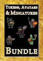 Tokens, Avatars & Miniatures [BUNDLE]