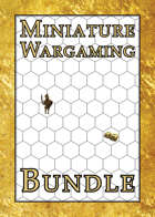 Miniature Wargaming [BUNDLE]