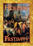 Holiday Festivity [BUNDLE]