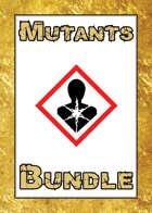 Mutants! [BUNDLE]