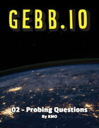 Gebb 02 – Probing Questions