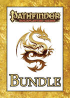 Pathfinder Roleplaying Game [BUNDLE]