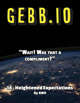 Gebb 14 – Heightened Expectations