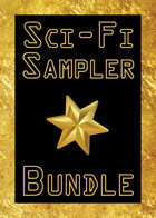 Sci-Fi Sampler [BUNDLE]
