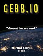 Gebb 21 – Not a Drill