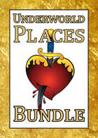 Underworld Places [BUNDLE]