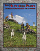 The Hunting Party (A Scenario for 'Ragnarok: Age of Wolves')