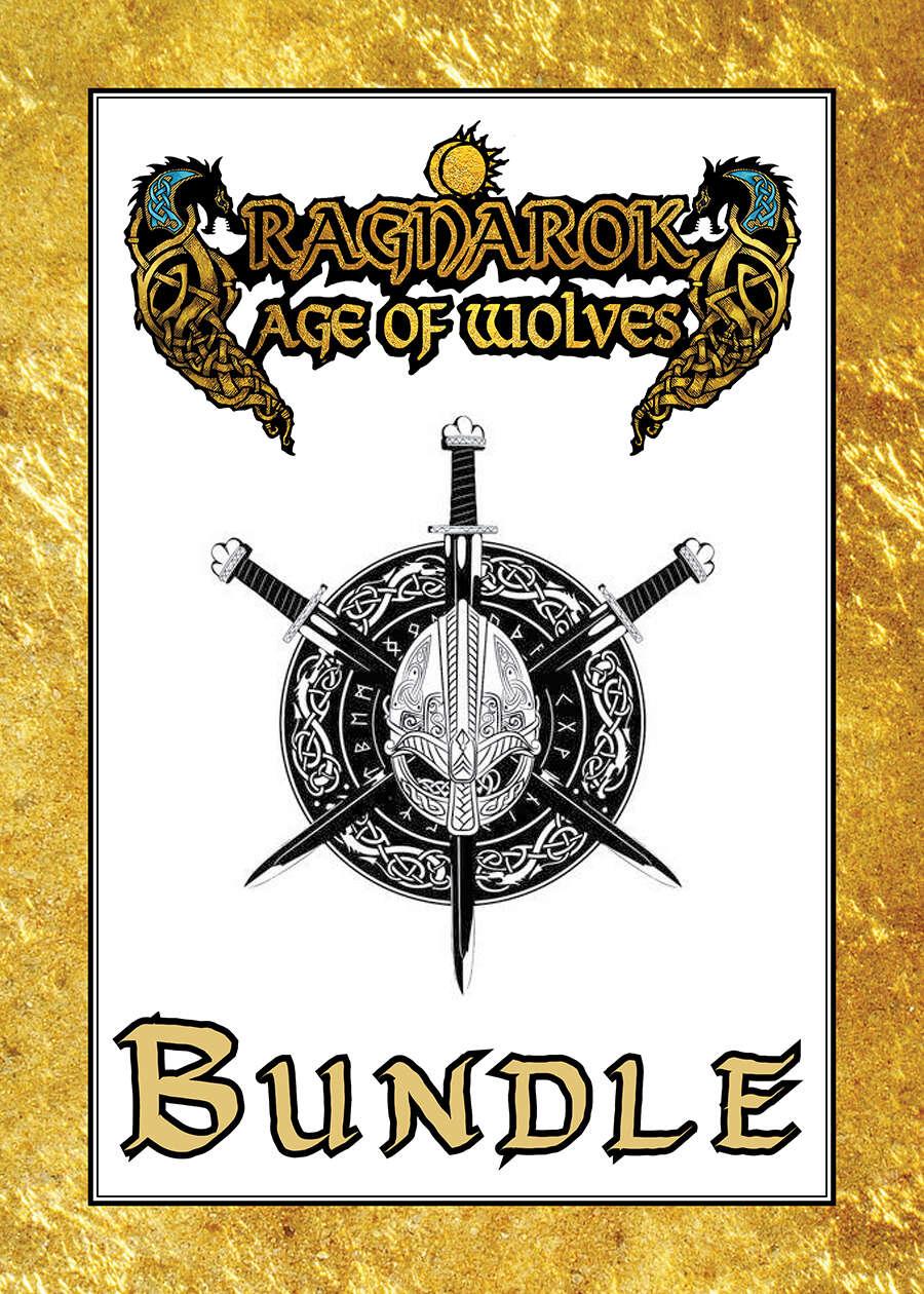 'Ragnarok: Age of Wolves' [BUNDLE]