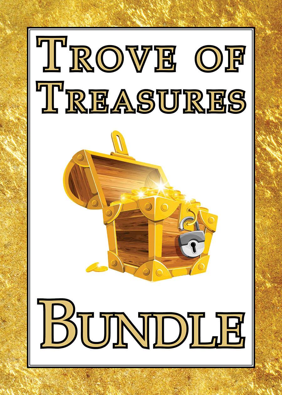 Trove of Treasures [BUNDLE] - Skirmisher Publishing | Bundles |  DriveThruRPG com