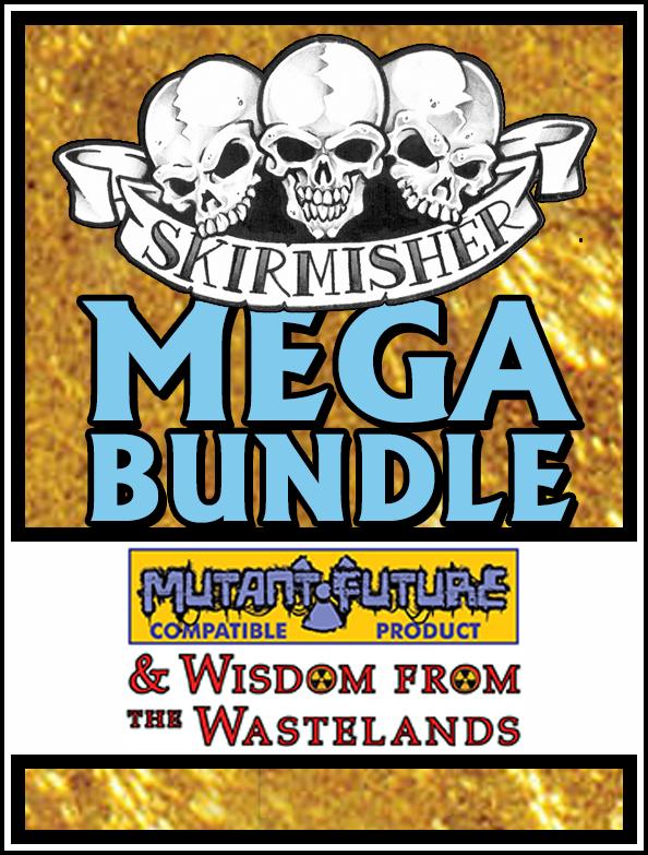 Mutant Future Megabundle