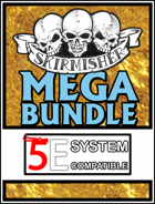 5th Edition Megabundle [BUNDLE]