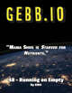 Gebb 48 – Running on Empty