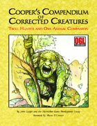 Cooper's Compendium of Corrected Creatures: Troll Hunter and Owl Animal Companion