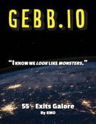 Gebb 55 – Exits Galore