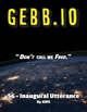 Gebb 56 – Inaugural Utterance