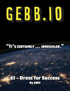 Gebb 61 – Dress for Success