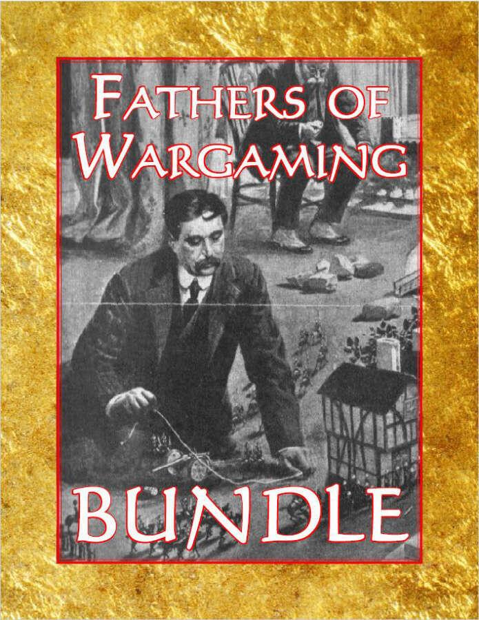 Fathers of Wargaming [BUNDLE] - Skirmisher Publishing   Bundles    Miniatures Rules   DriveThruRPG com