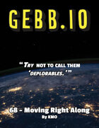 Gebb 68 – Moving Right Along
