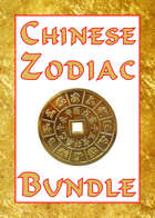Chinese Zodiac [BUNDLE]