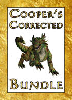 Cooper's Corrected [BUNDLE]