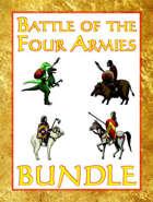 Battle of the Four Armies [BUNDLE]