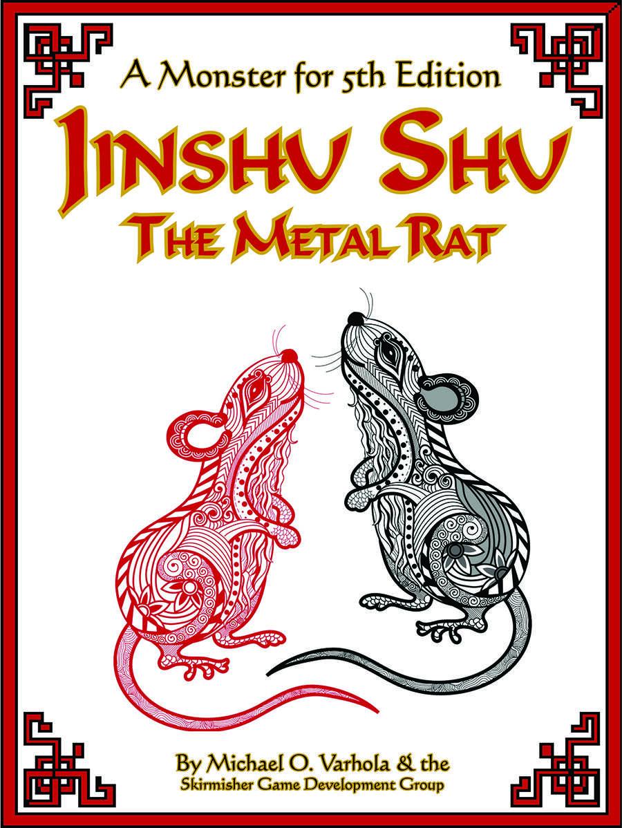 Metal Rat