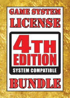 4th Edition System Compatible [BUNDLE]