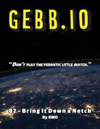 Gebb 82 – Bring It Down a Notch