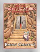 Bonus Content for 'Into the Mines of Moira'