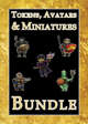 Tokens, Avatars, & Miniatures [BUNDLE]