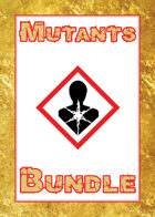 Mutants! [BUNDLE]