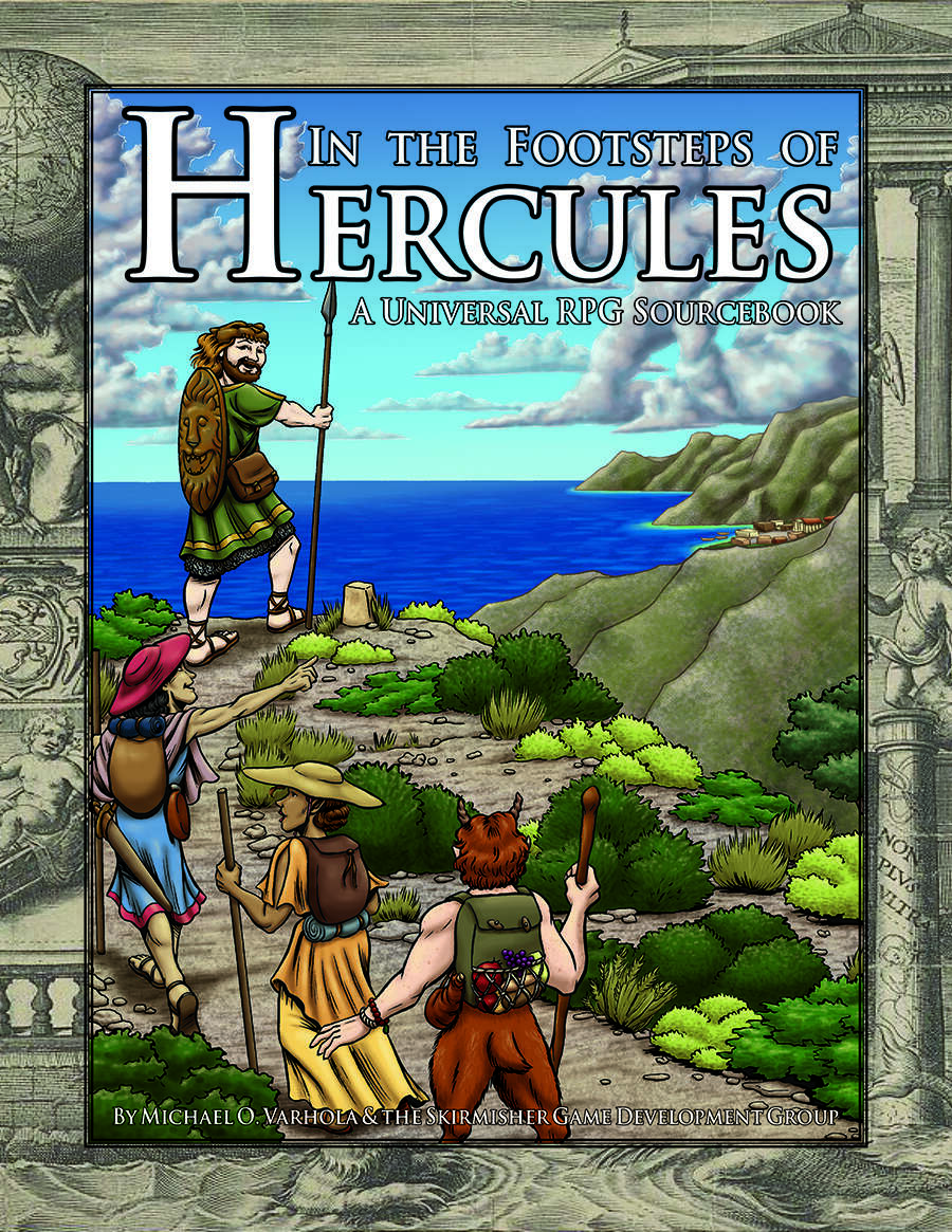 In the Footsteps of Hercules