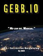 Gebb 89 – Corrective Bargaining