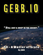 Gebb 90 – A Matter of Scale